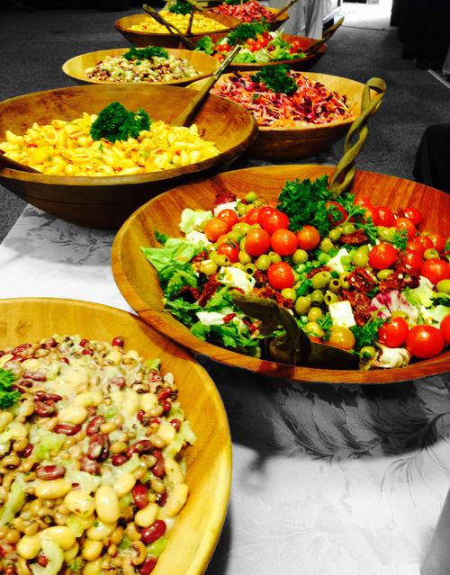 Meet the Salads