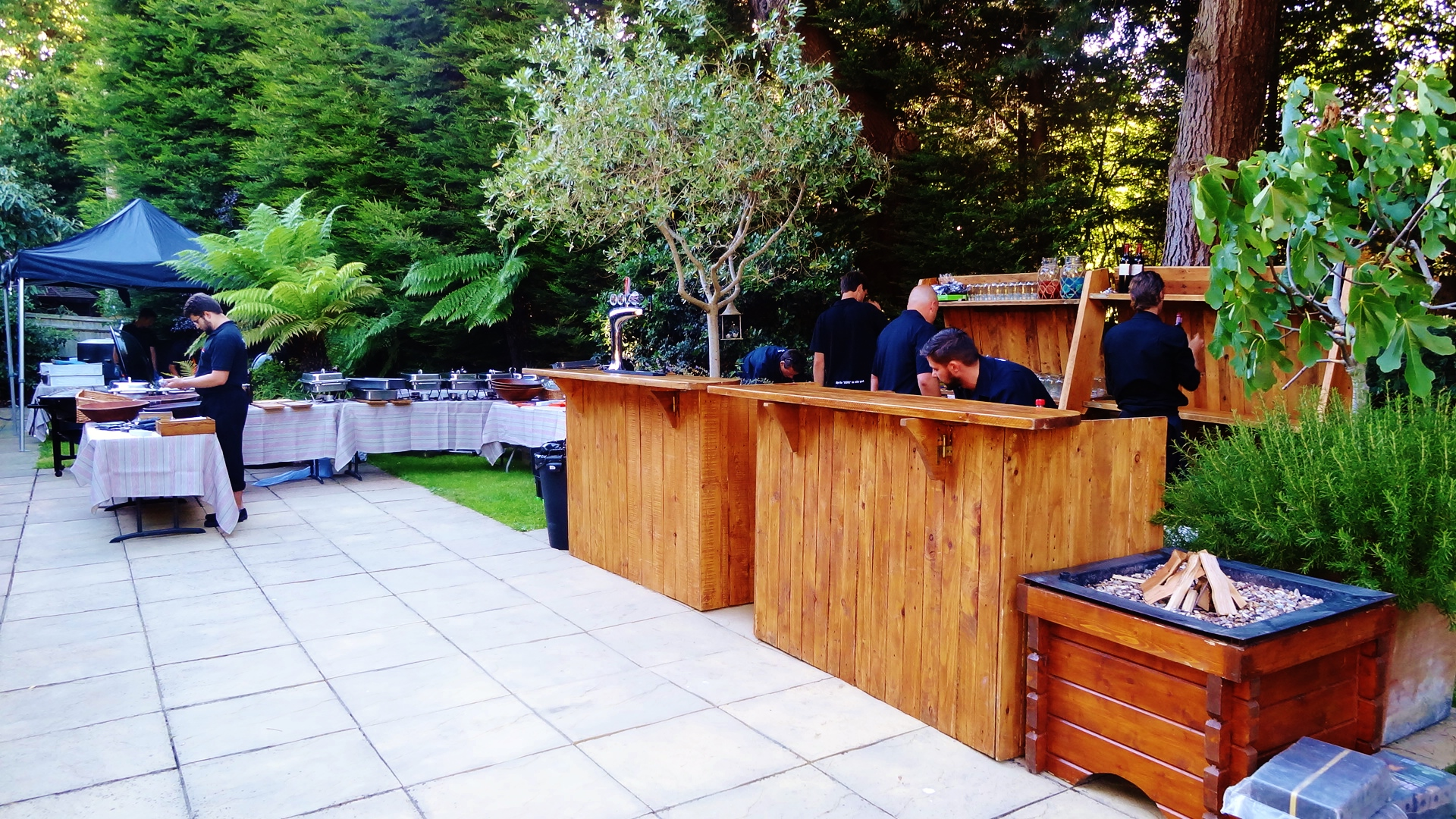 You know we do Mobile Bars as well...right!? - Image 1