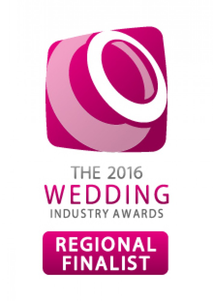 Shortlisted for a Wedding Catering Award