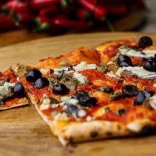 Evening Food Options - Authentic Italian Wood Fired Pizzas