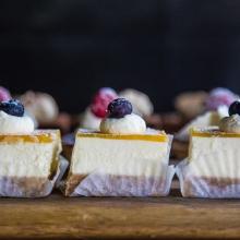 Gourmet Mini Desserts