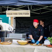 Street Food Catering - Wood Fired Pizzas