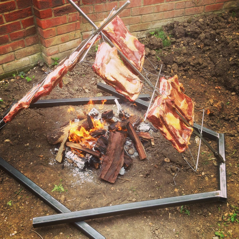 New BBQ Catering Themes at Nyama in 2015