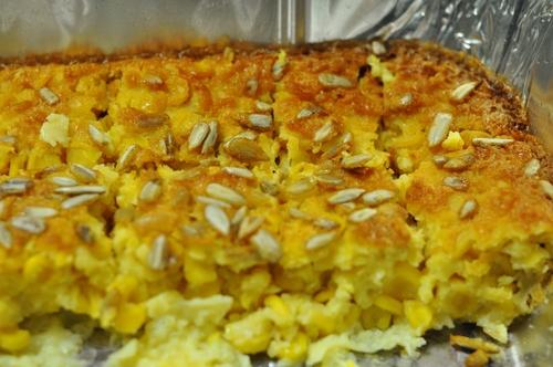 BBQ Mielie Tart Recipe