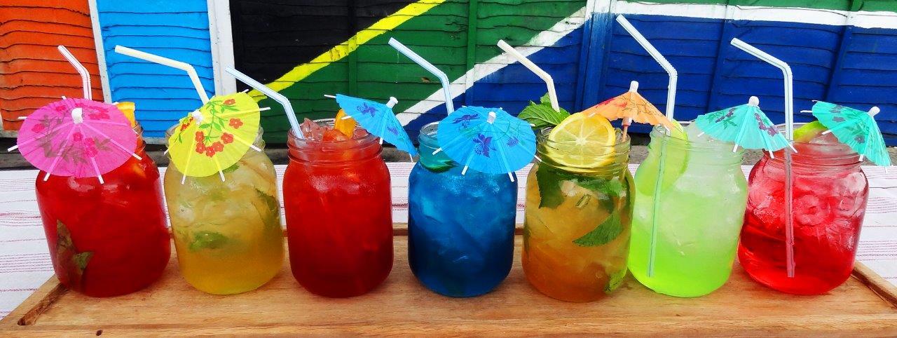NEW AT NYAMA: Jam Jar Cocktail Bar Service - Image 1