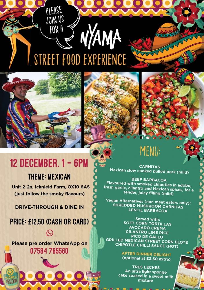 Street Food Experience - Week 10: Mexican