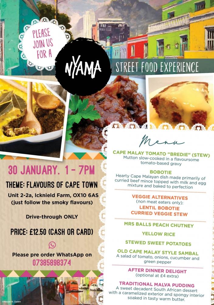 Street Food Experience - Week 15: Cape Town