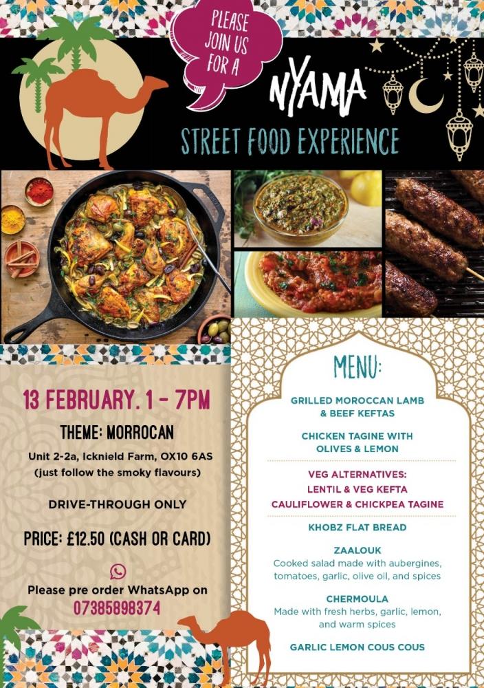 Street Food Experience - Week 17: Moroccan
