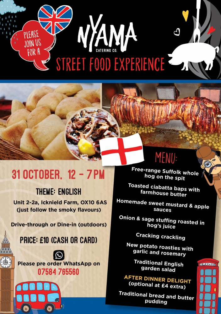 Street Food Experience - Week 4: English