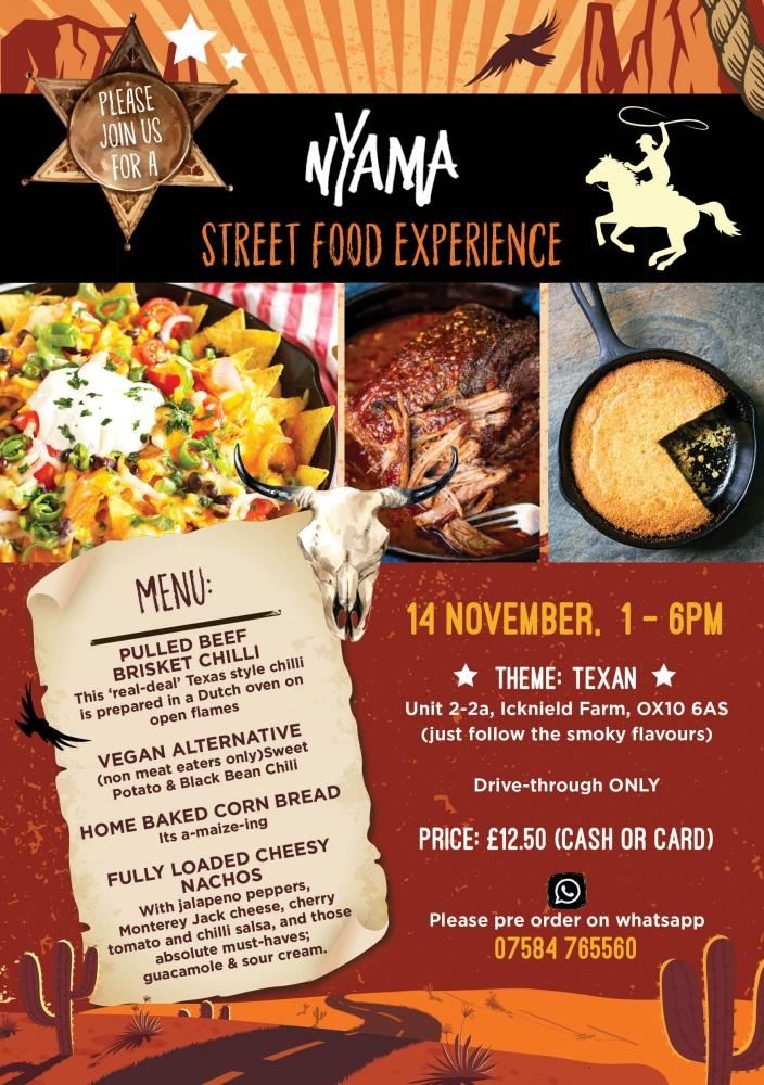 Street Food Experience - Week 6: Texan