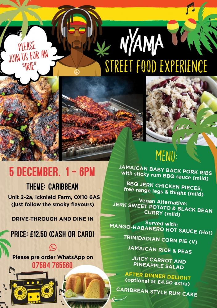 Street Food Experience - Week 9: Caribbean