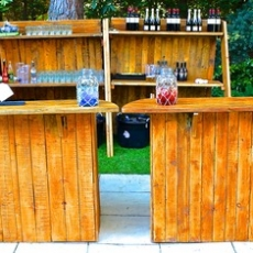 You know we do Mobile Bars as well...right!?
