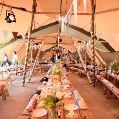 Stunning Tent Teepees